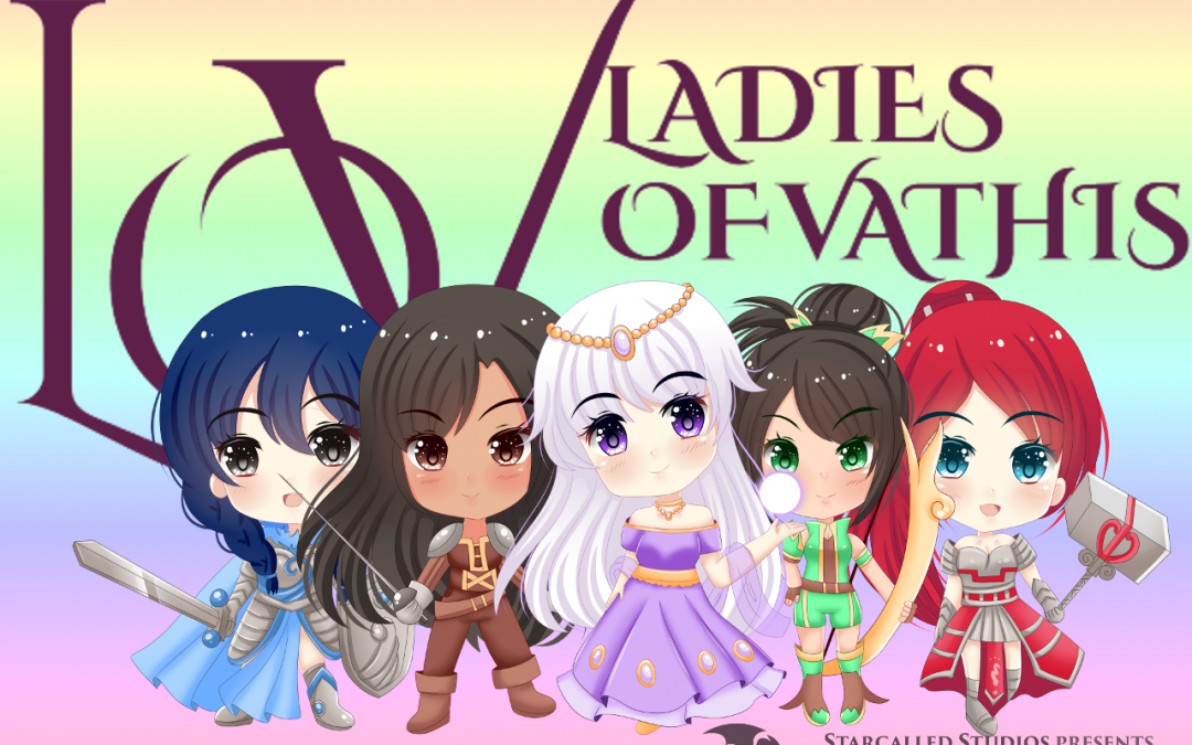 Ladies of Vathis – Episode 2: Electric Boogaloo