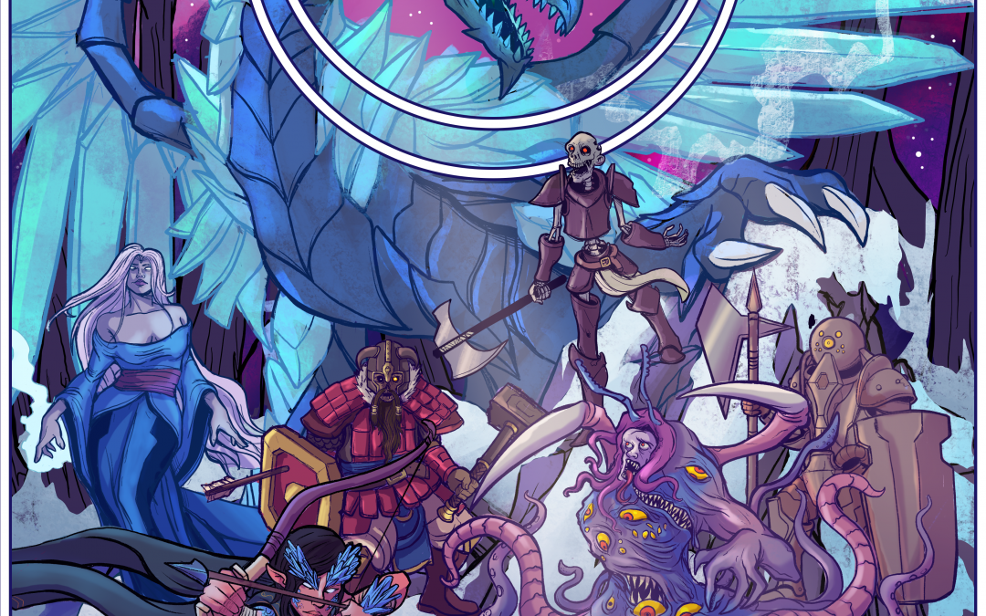 Creatures of Vathis: Volume One – A Pathfinder Sneak Peek!