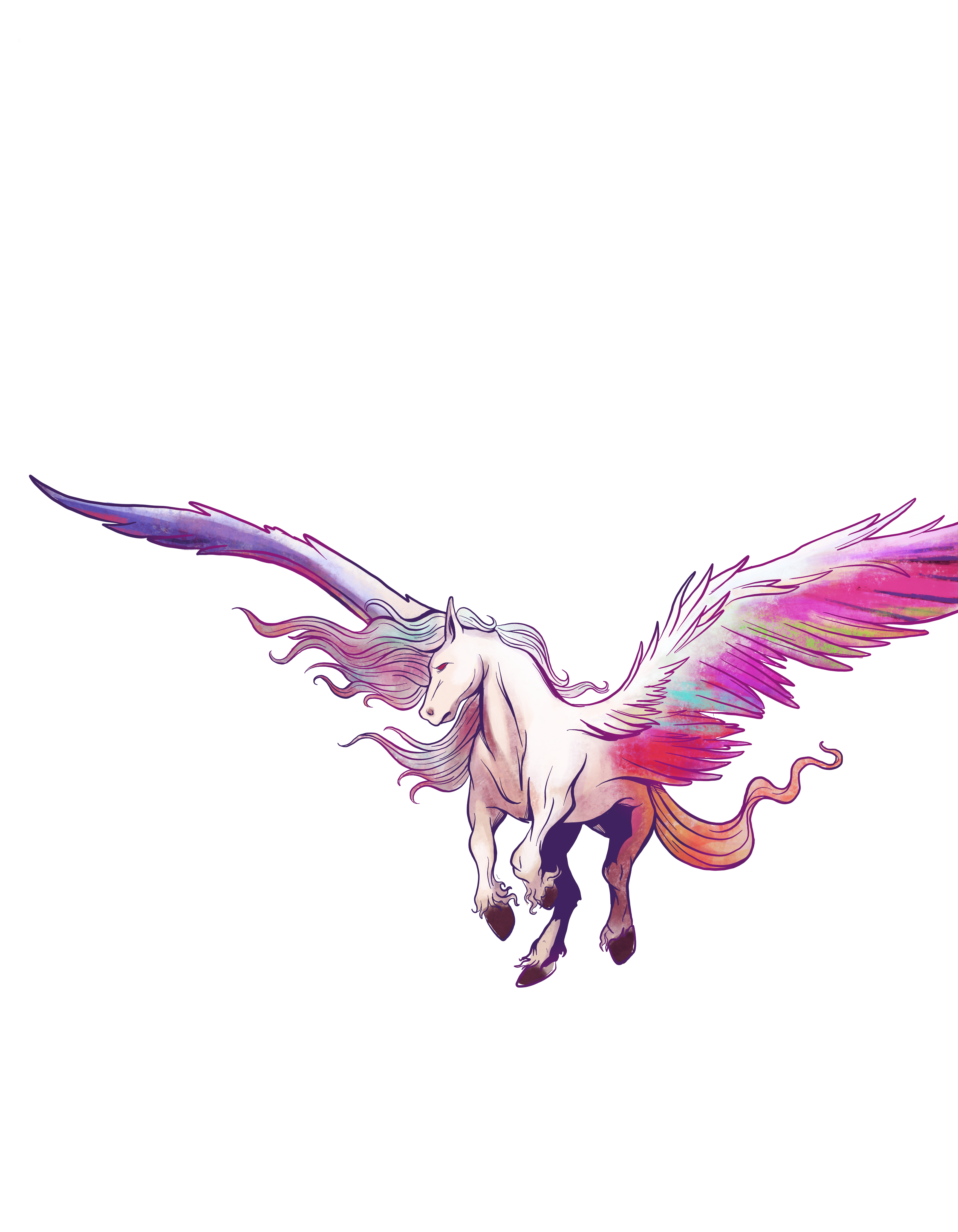 The Royal Pegasus of Vavaire